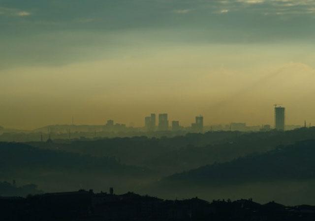 Polución Analizador calidad aire mobiliario urbano smart city ciudad