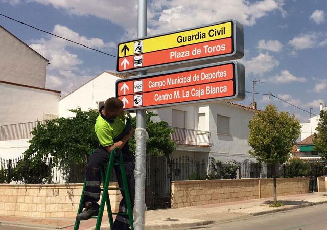 explotación publicitaria mobiliario urbano señales