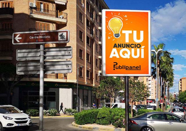 Mupi Soporte publicitario para ciudad mobiliario urbano