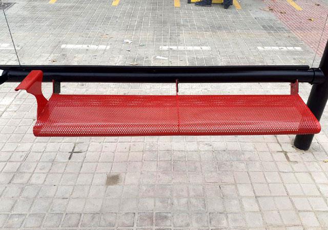 marquesina wait parada de autobús especial para ayuntamientos