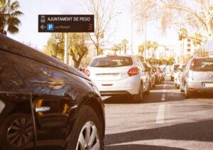 parking inteligente para smart city mobiliario urbano R3 Recymed