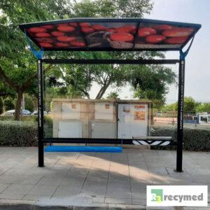 marquesina-wait-parada-autobus-alcossebre-r3recymed-3